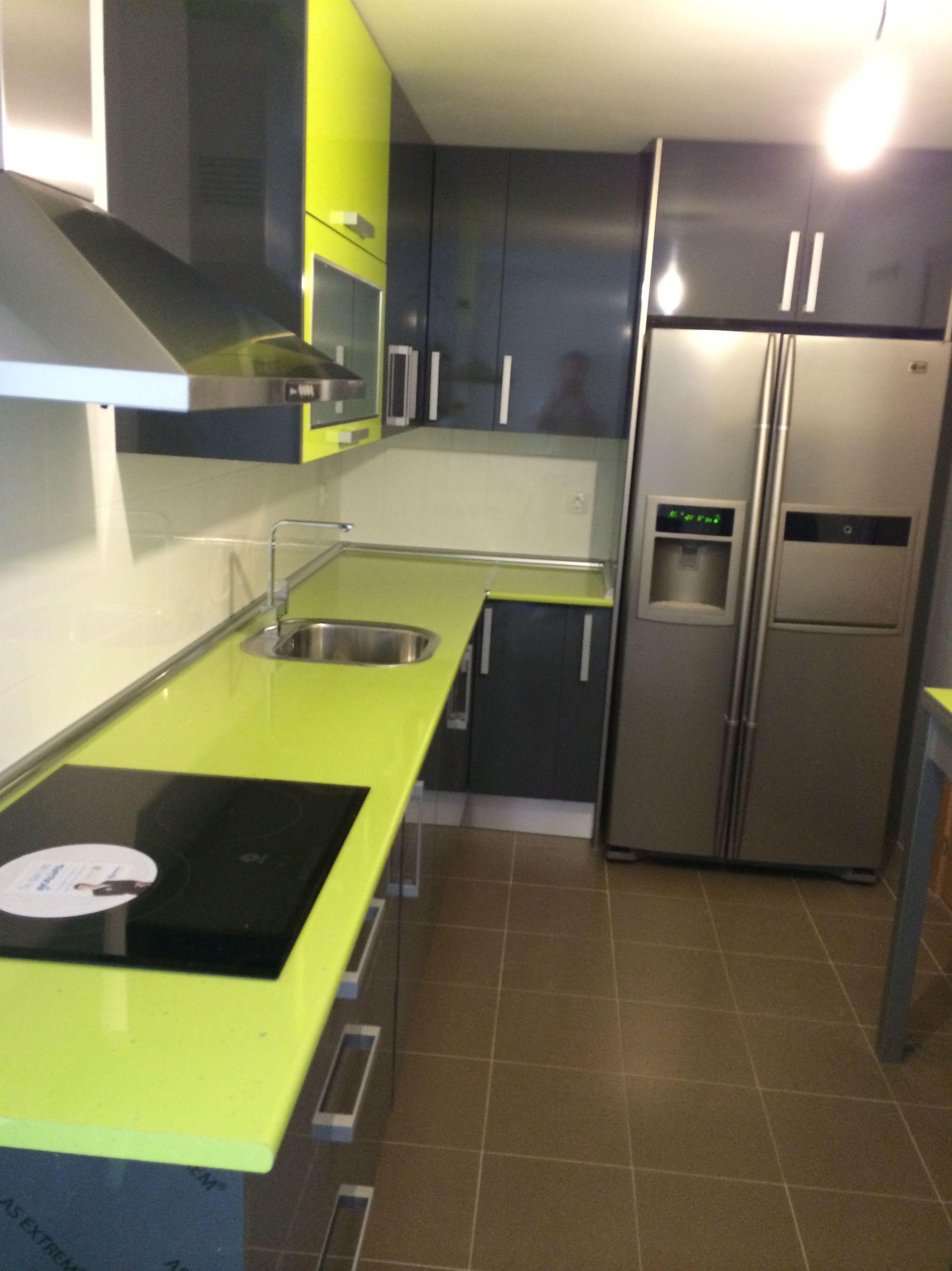 Muebles De Cocina En Madrid. Tienda De Cocinas En El Barrio ...
