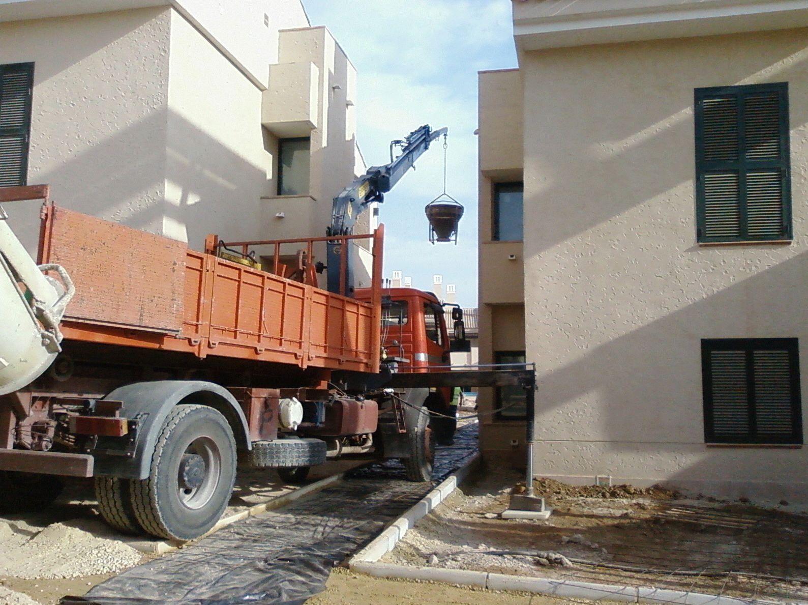 Contenedores Murcia,Recogida de escombros Murcia, retirada de muebles viejos Murcia