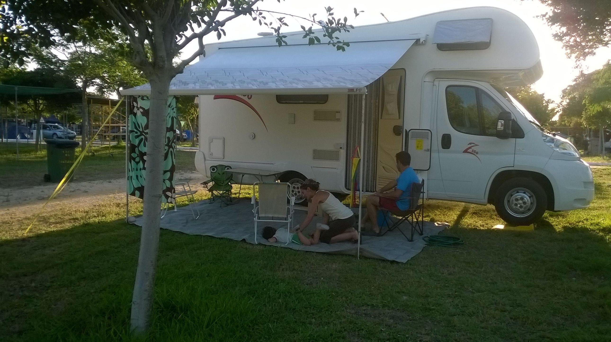 Foto 3 de campings en ca os de meca camping faro de - Fotos de parcelas ...