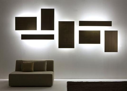 Apliques con led productos de el b ho iluminaci n en - Articulos de iluminacion ...