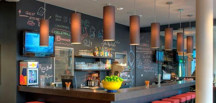 Iluminacion restaurante productos de el b ho - Articulos iluminacion ...
