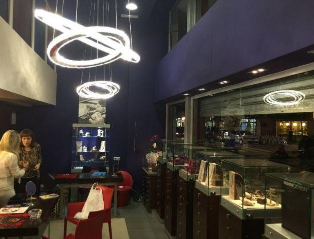 Proyecto de iluminacion en joyerias rabat productos de - Articulos de iluminacion ...
