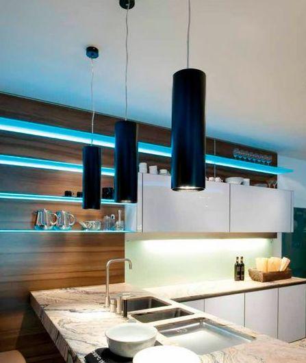 Iluminacion led colgantes productos de el b ho - Articulos iluminacion ...