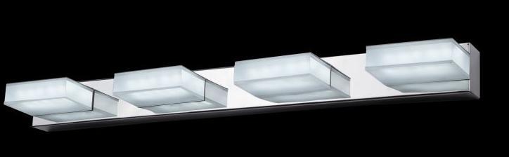Lamparas Leds Para Baño:9lampara led para baño iluminacion led para espejo de baño