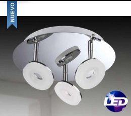 Focos de led para ba o productos de el b ho for Productos para el bano