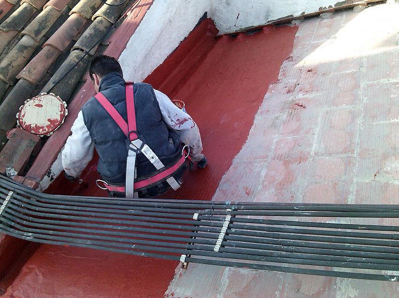 Impermeabilizaciones y solución a humedades en cubiertas y tejados