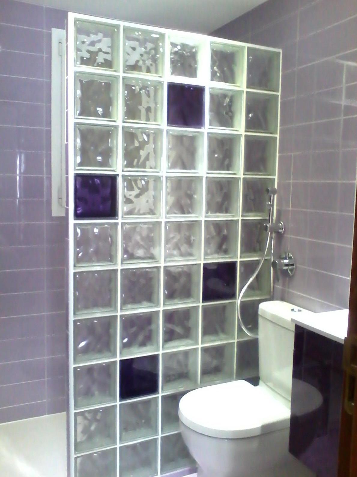 Mamparas para ducha de obra - Cristales para mamparas ...