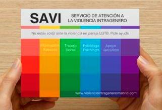 Violencia Intragenero - SAVI