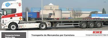 Operador Logístico: Servicios de Transportes Enrique García e Hijos, S.L.