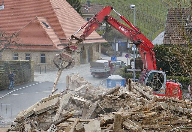 Demoliciones en Tenerife