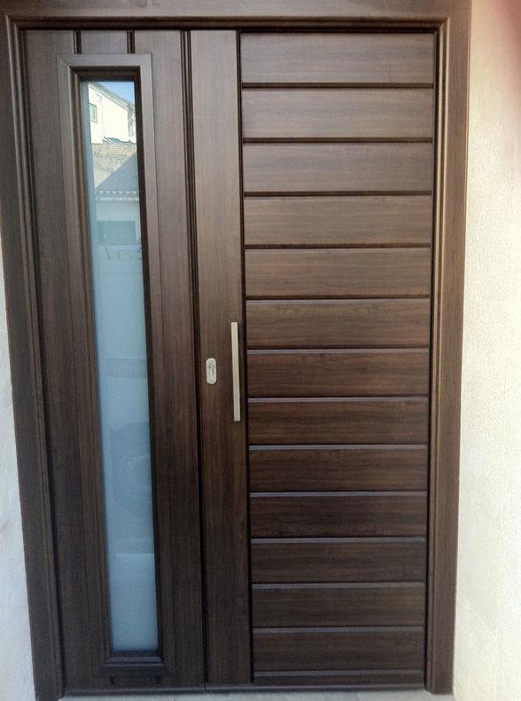 Garaje sur for Disenos de puertas de aluminio