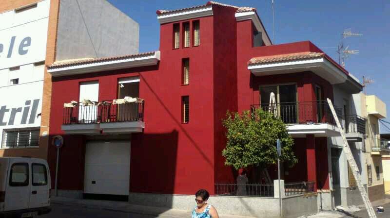 Pintado de fachadas en motril - Pintado de fachadas ...