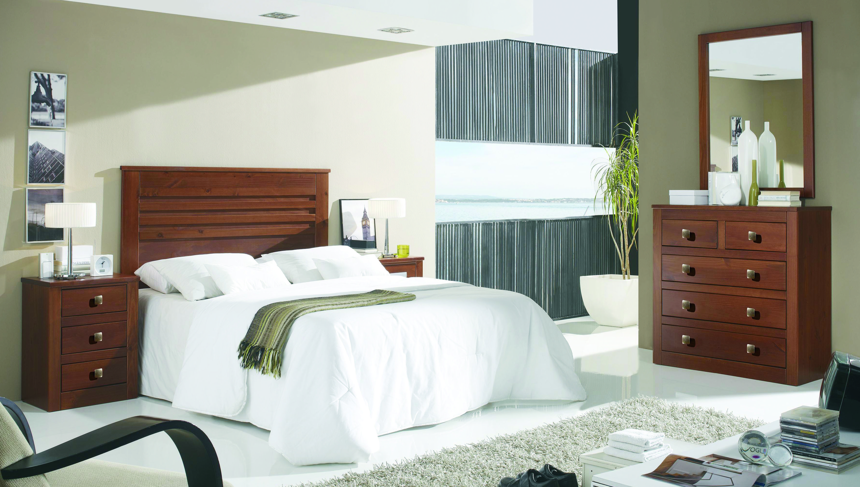 02 dormitorio matrimonio catalogo de muebles san francisco for Catalogo muebles de dormitorio