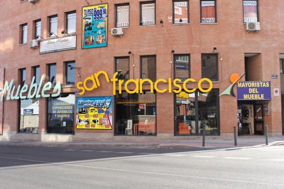 Tiendas de muebles en villaverde madrid con todo lo que puedas necesitar - Muebles san francisco ...