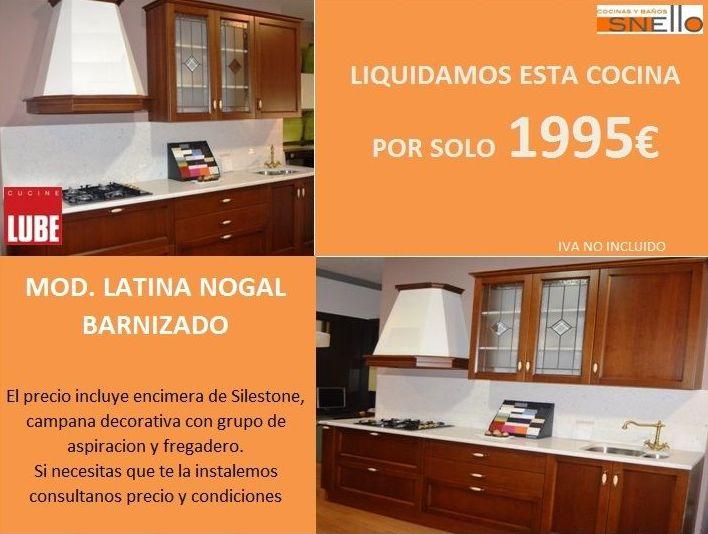 Liquidaci n de exposiciones for Cocinas de exposicion baratas