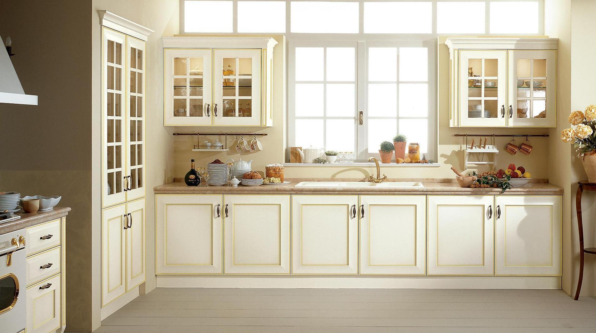Cocinas cl sicas cocinas y ba os de cocinas y ba os snello for Cocinas clasicas