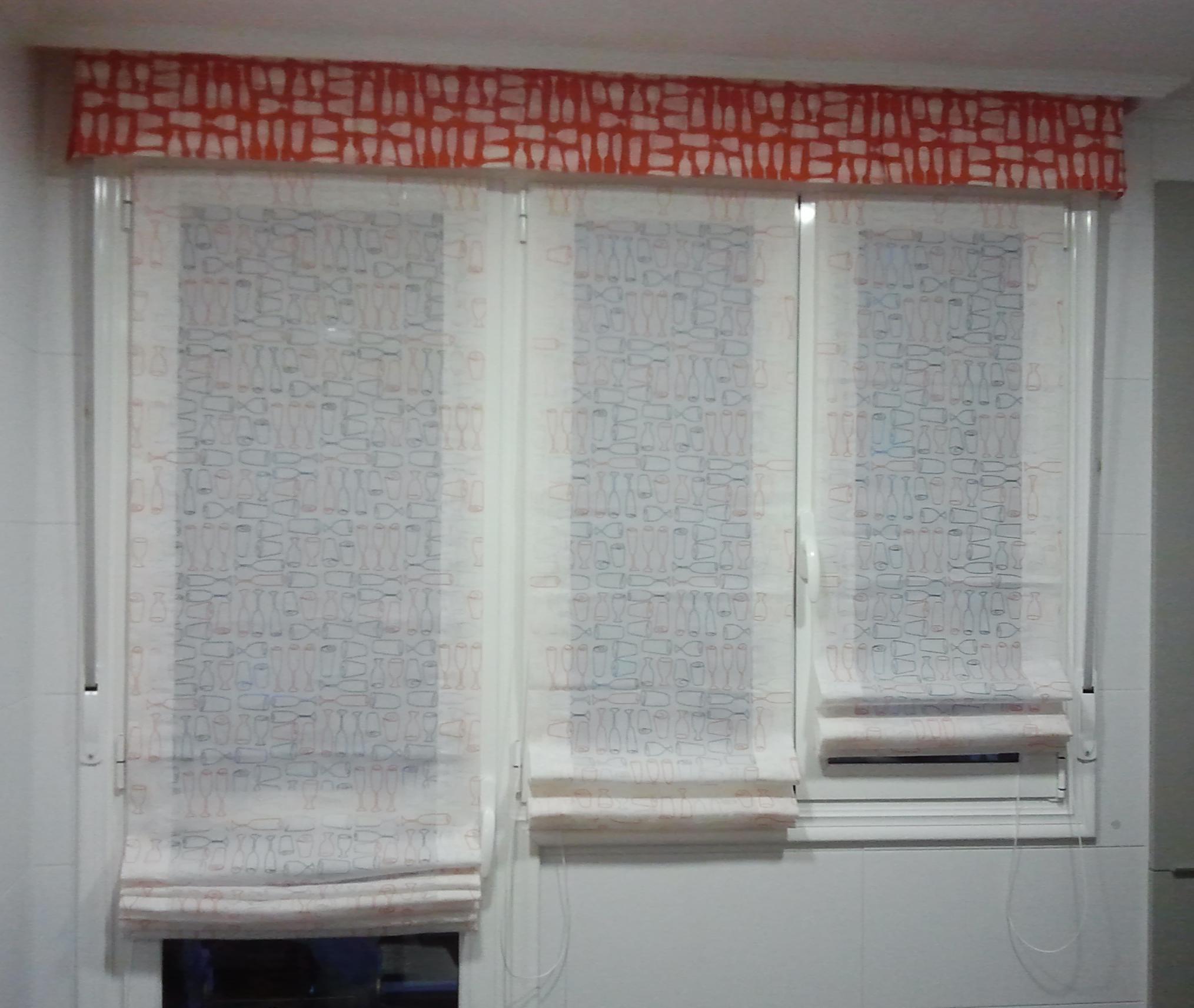 Foto 7 de cortinas en bilbao novedades del hogar for Novedades en cortinas