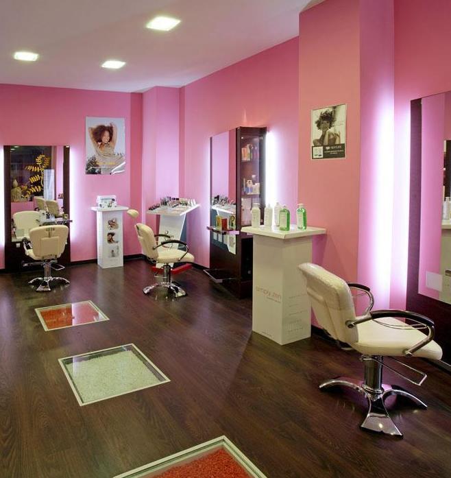 Precios de Estética y Peluquería de Salón Mandarina: Servicios de Mandarina Salón de Belleza
