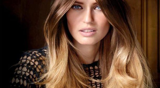 Bronde las coloraciones del pelo que siguen siendo tendencia.