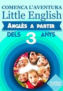 ACADEMIA ALTIMIRA LITTLE ENGLISH