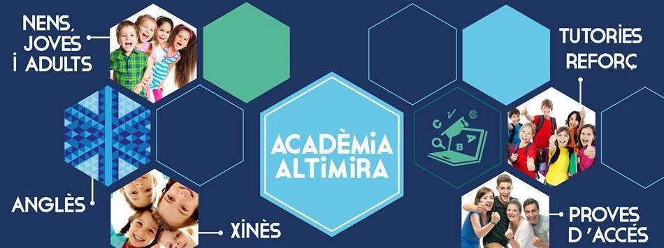 ACADEMIA ALTIMIRA CURSOS ANUALES