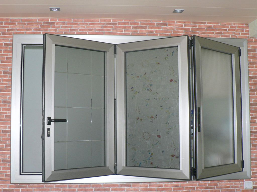 Carpinter a aluminio cat logo de f brica persianas tenerife for Carpinteria aluminio