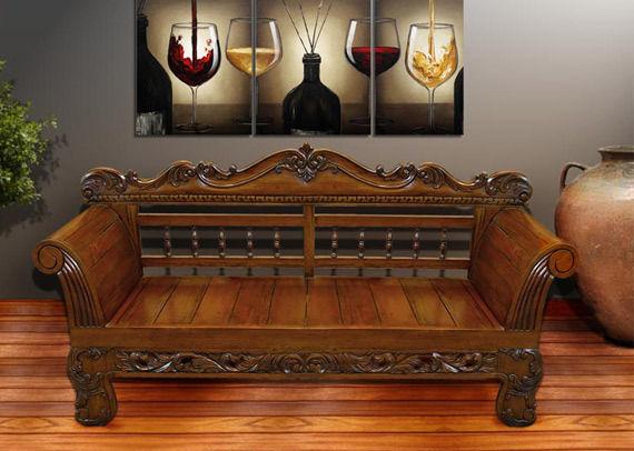 muebles r sticos coloniales muebles ba o r sticos y
