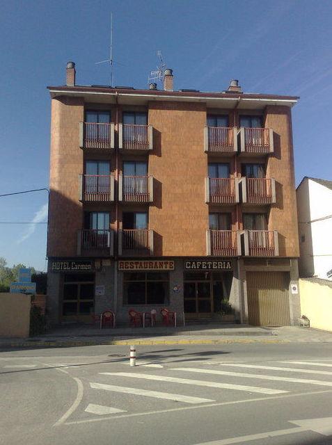 Cálido hotel para descubrir El Bierzo
