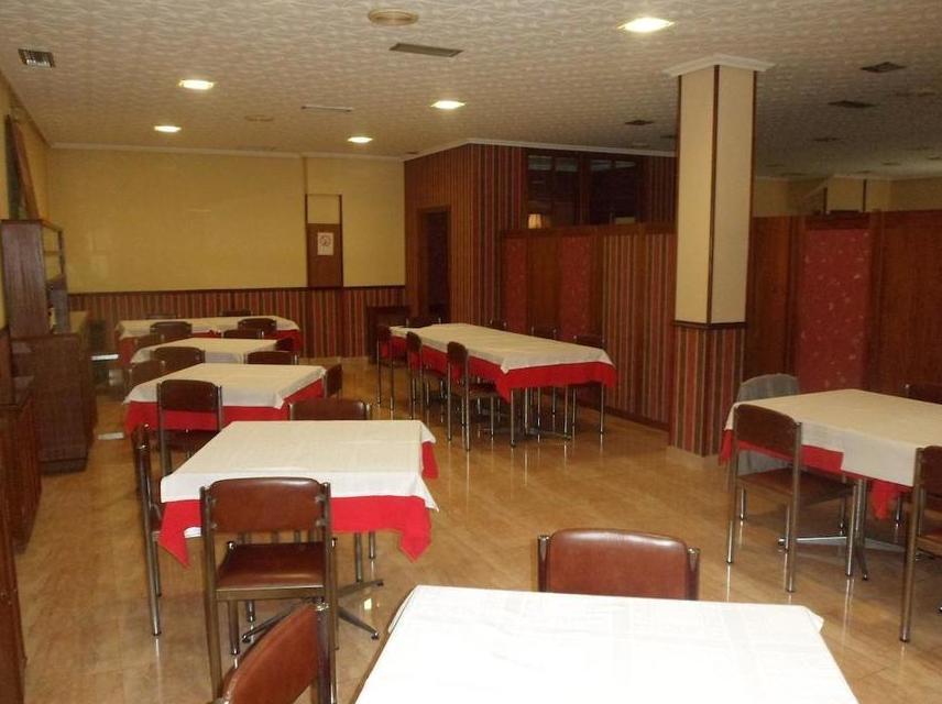 Amplio salón del restaurante