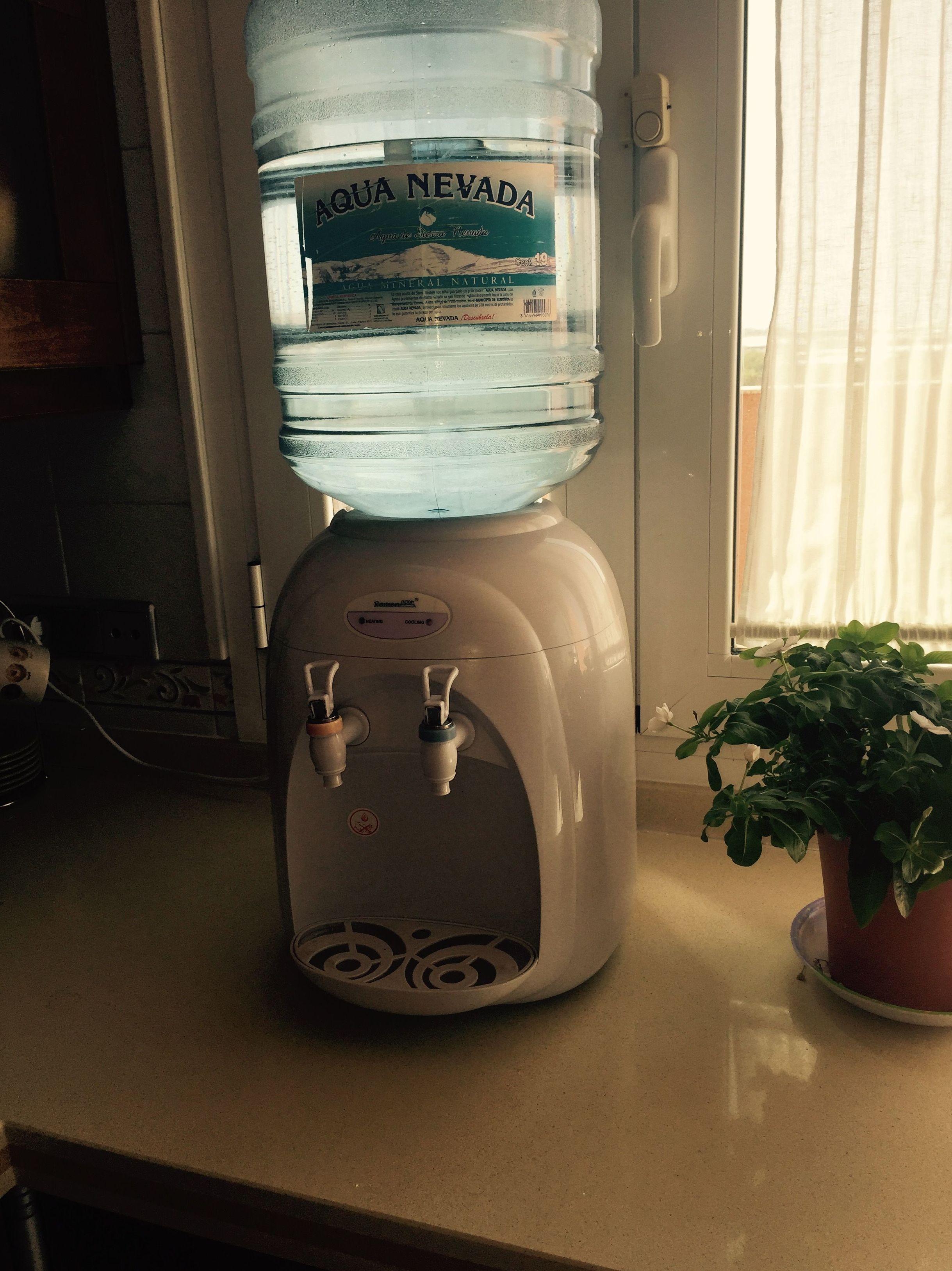 Fuentes de agua para empresas y particulares