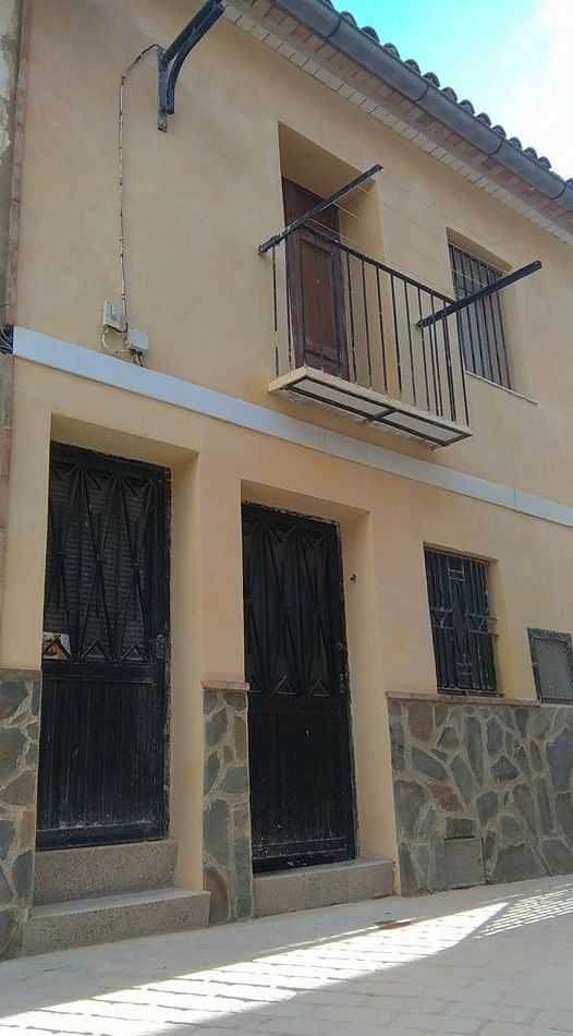 Micromortero para decoracion de fachadas