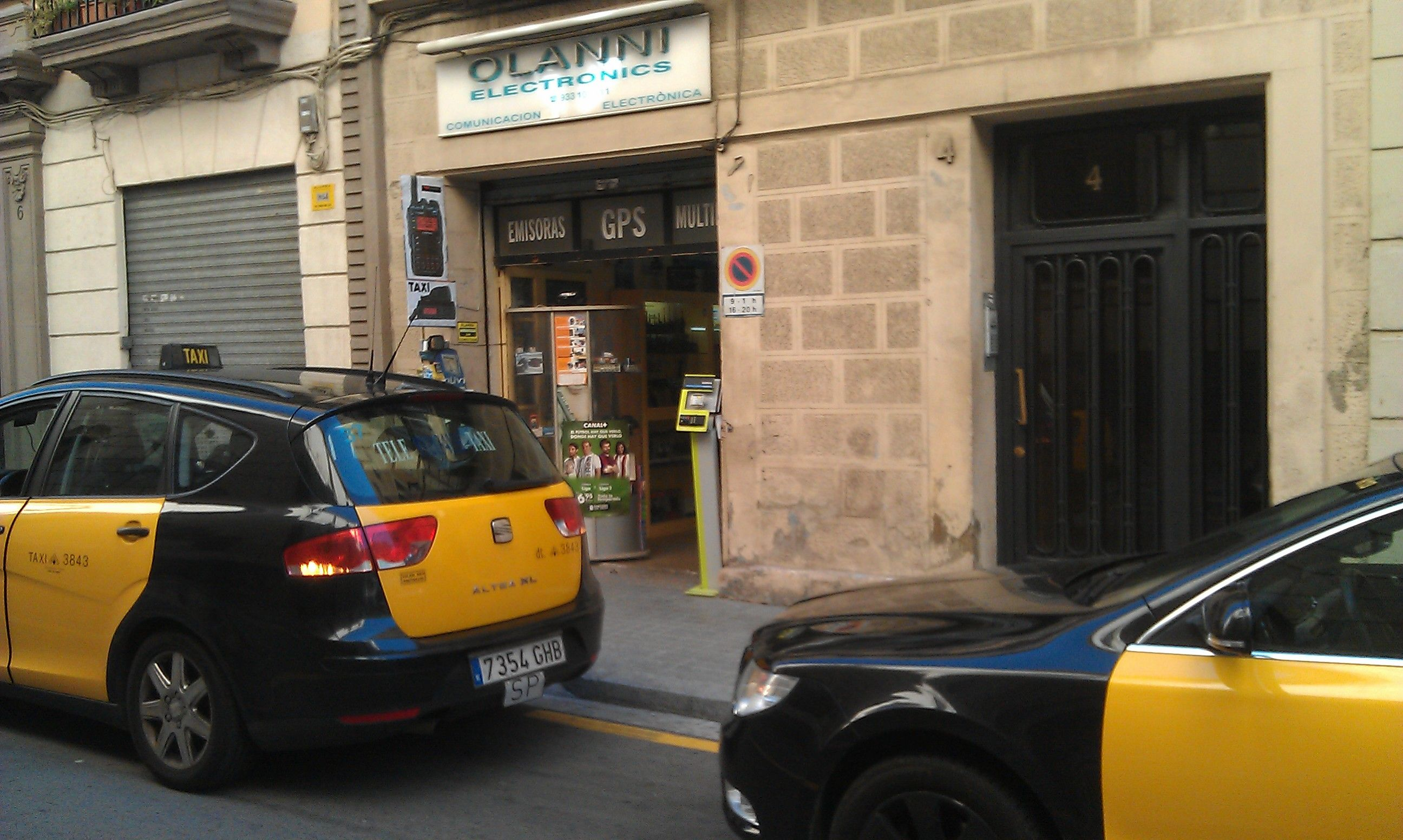 Foto 3 de Telefonía (equipos y reparación) en Barcelona | Olanni Electronics