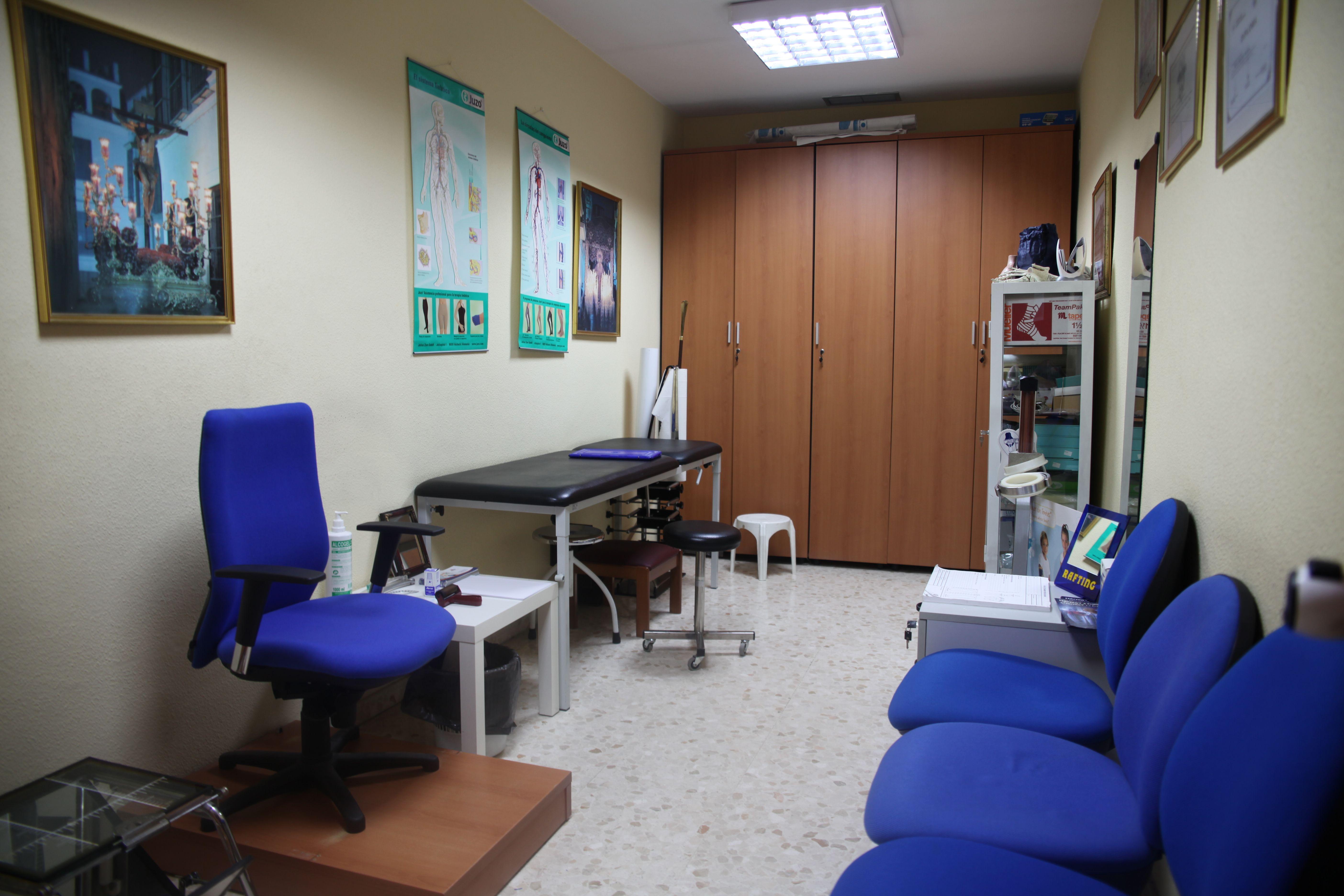 Foto 1 de Ortopedia en Sevilla | Ortopedia Anglada, S.L.