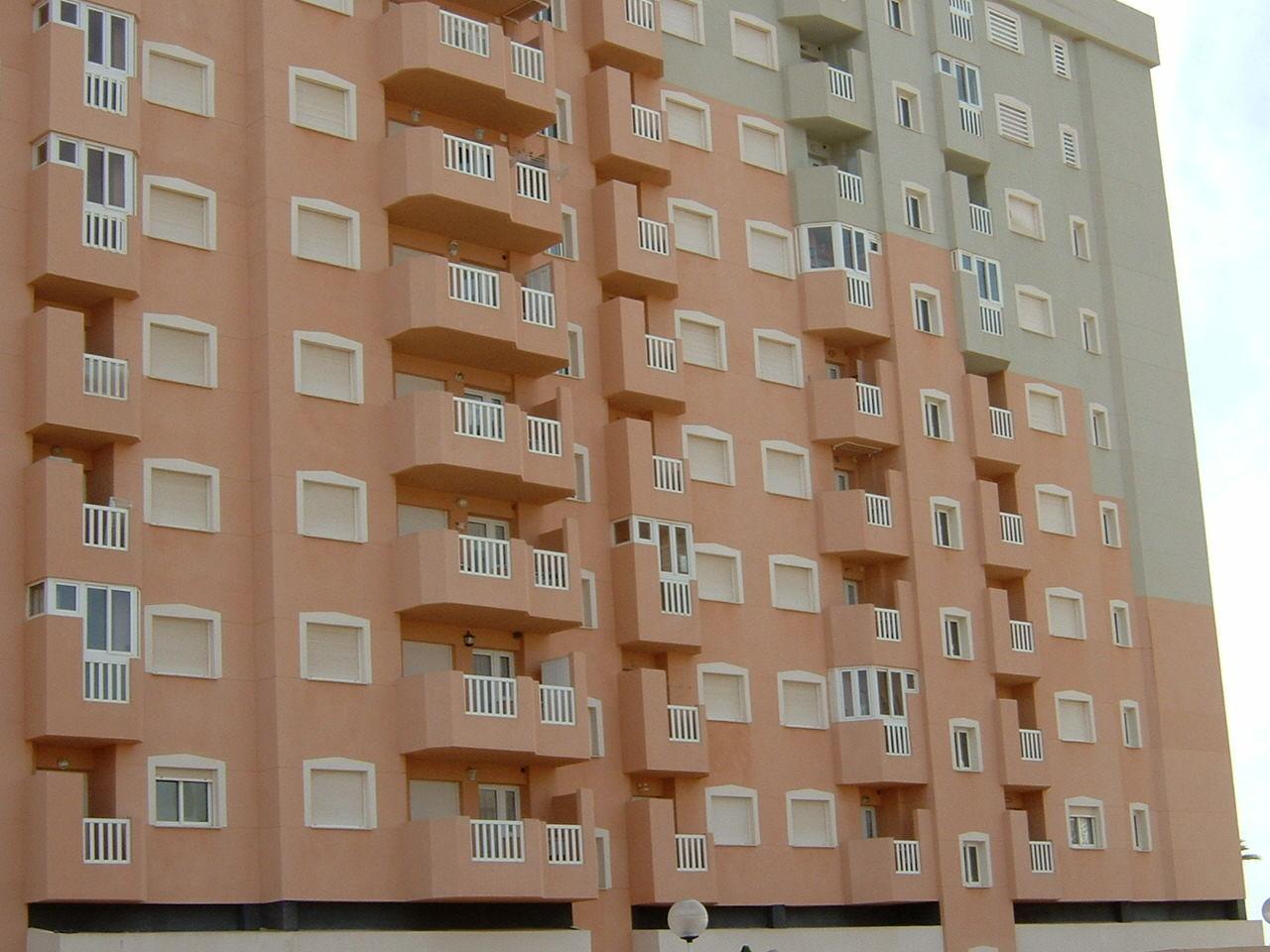Edificio Costa Manga ala Sur