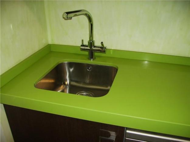 Encimeras azul verde etc cat logo y exposici n de for Encimeras de granito baratas