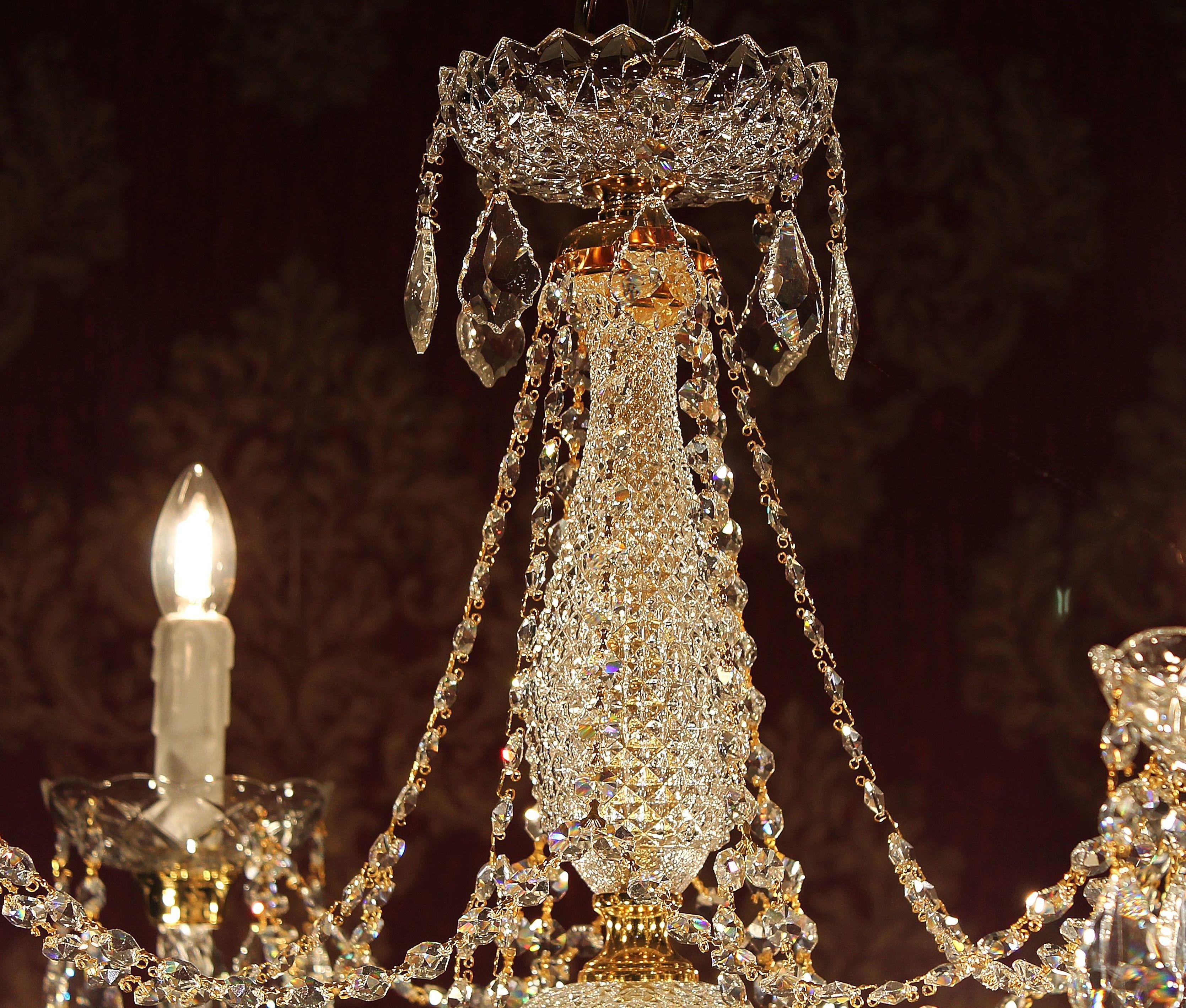 LAMPARAS DE ARAÑA RESTAURADAS en Valencia