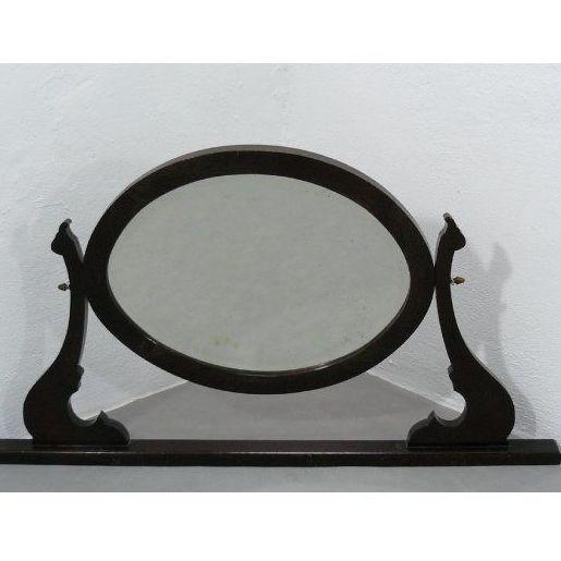Espejo modernista de madera noble años 20: Artículos  de Ruzafa Vintage