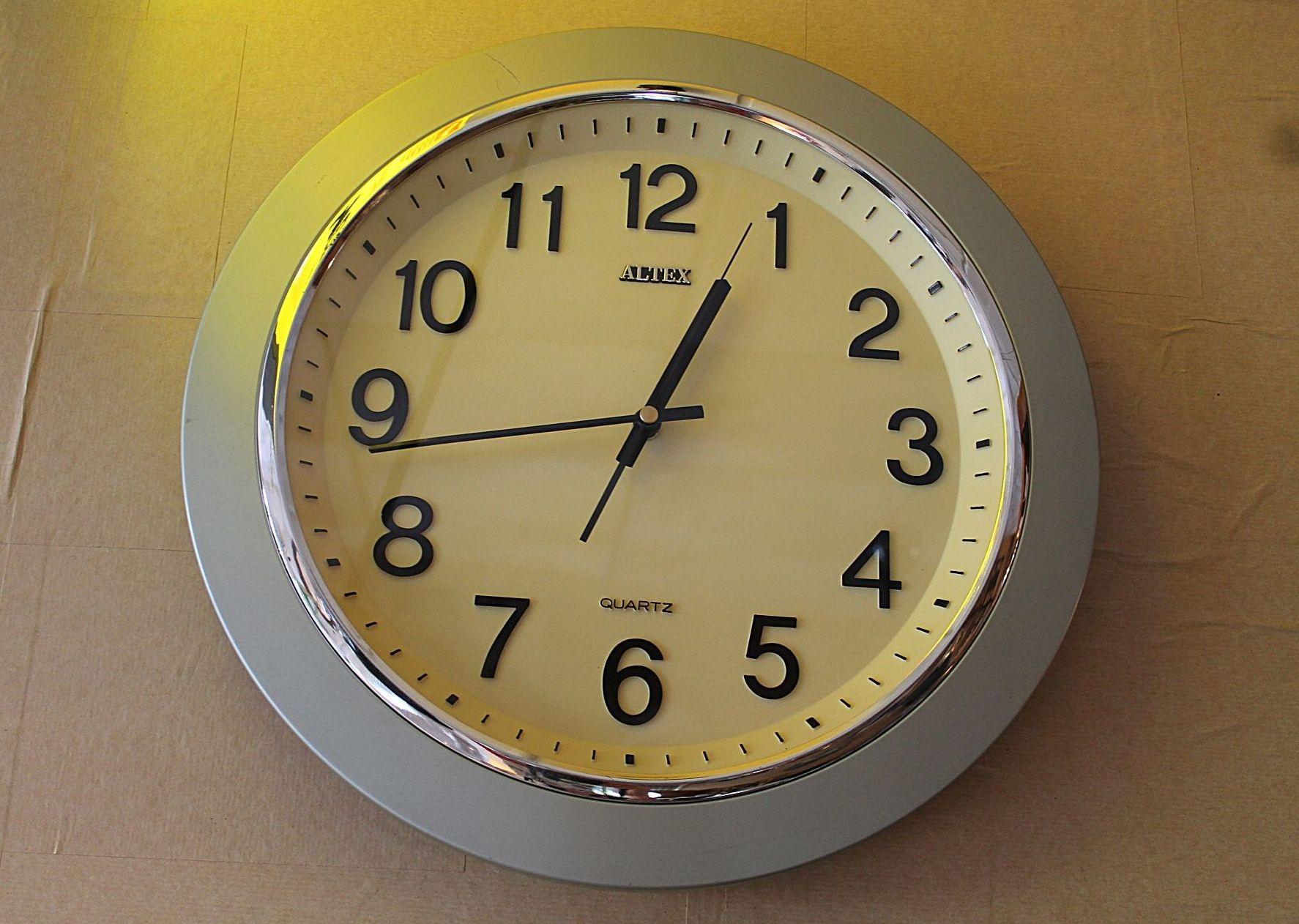Reloj ALTEX de pared: Artículos  de Ruzafa Vintage