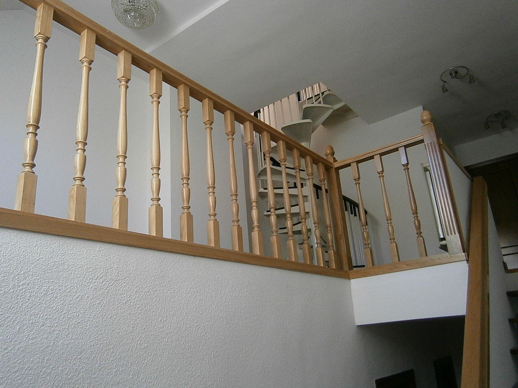 Escaleras de madera a medida cat logo de carpinter a madera y arte - Carpinteria de madera madrid ...