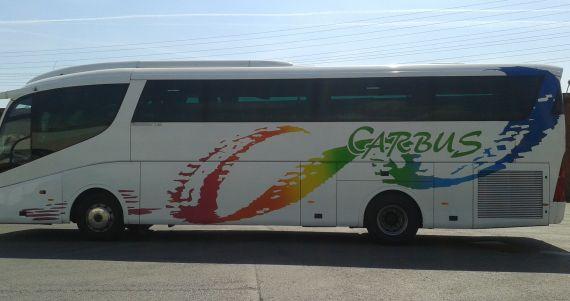 Foto 5 de Autocares en Vitoria-Gasteiz | Autocares Carbus