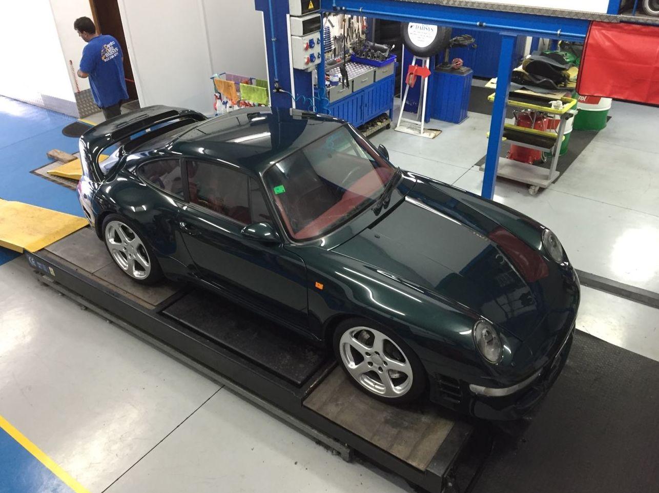 Una joya en nuestro taller
