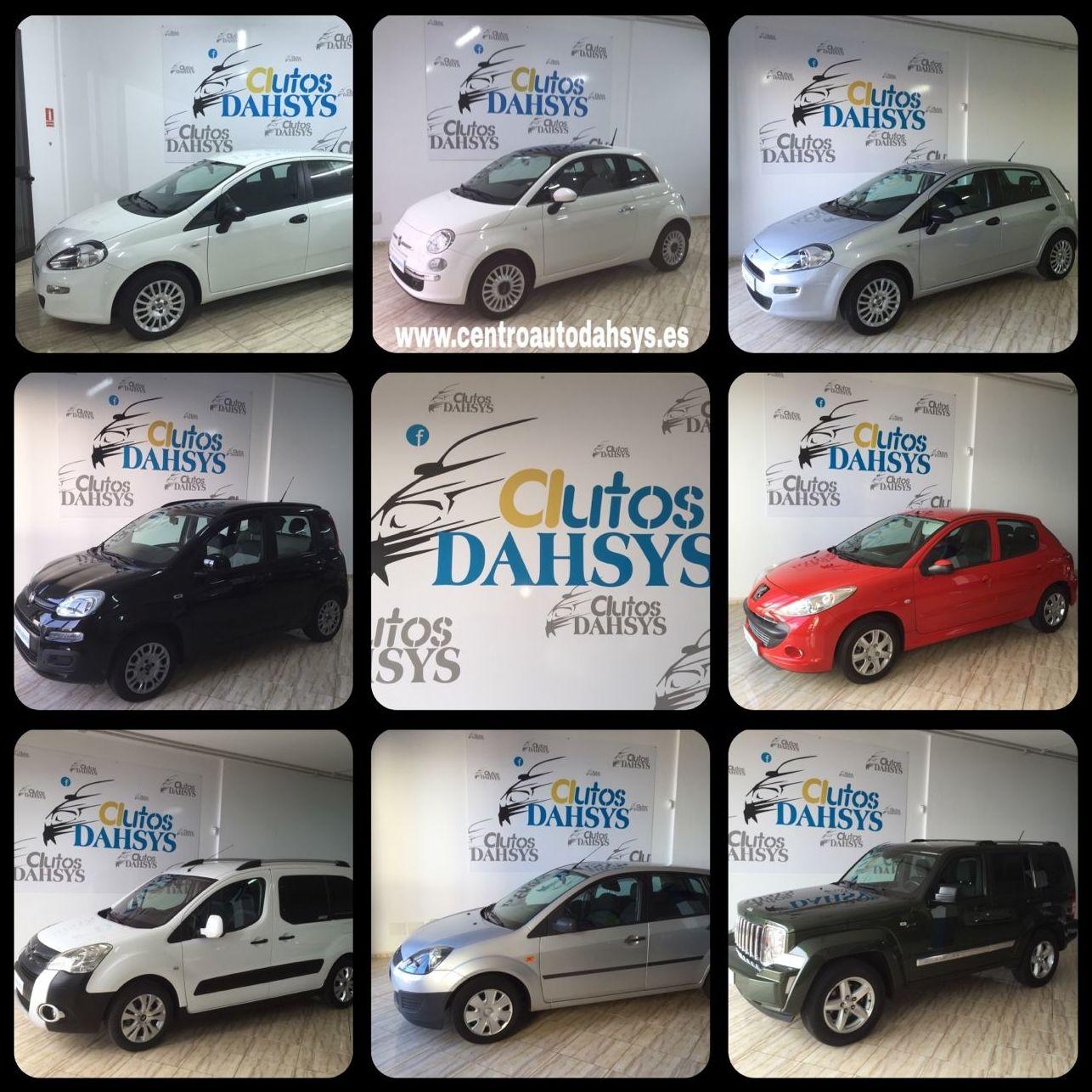 AUTOS DAHSYS disponemos de varios diesel con pocos kilómetros.