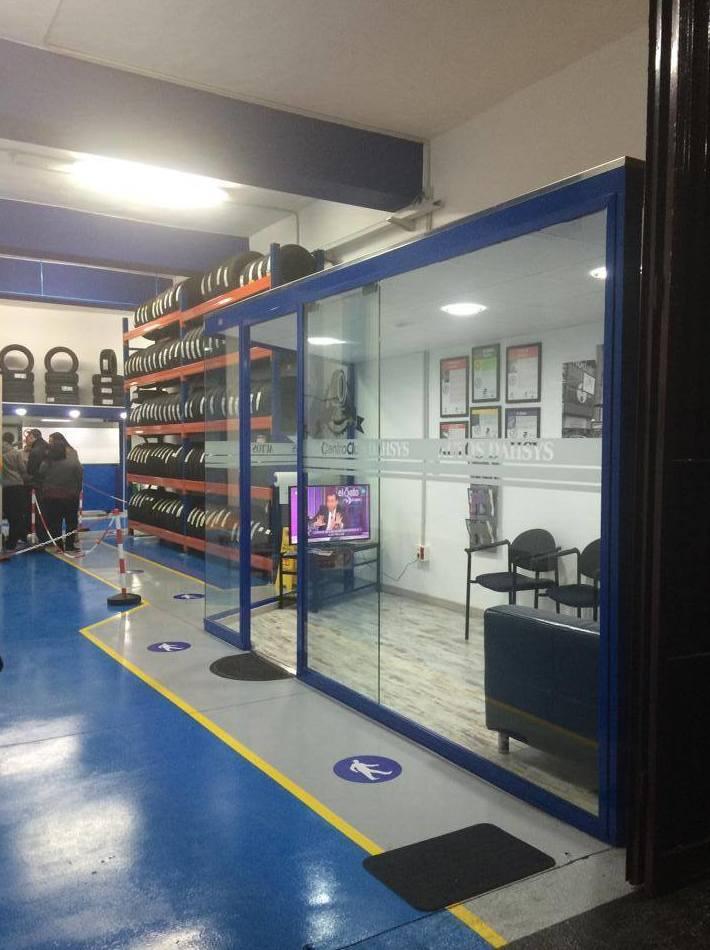 Modernas instalaciones