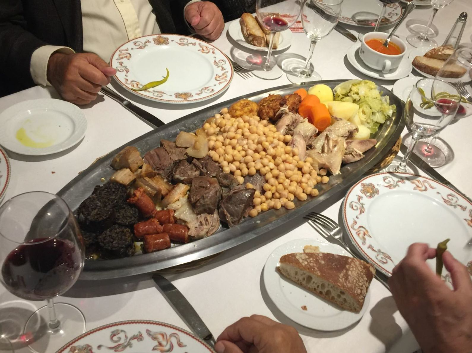 Foto 4 de Cocina tradicional en Madrid | Restaurante Mesón Del Cid