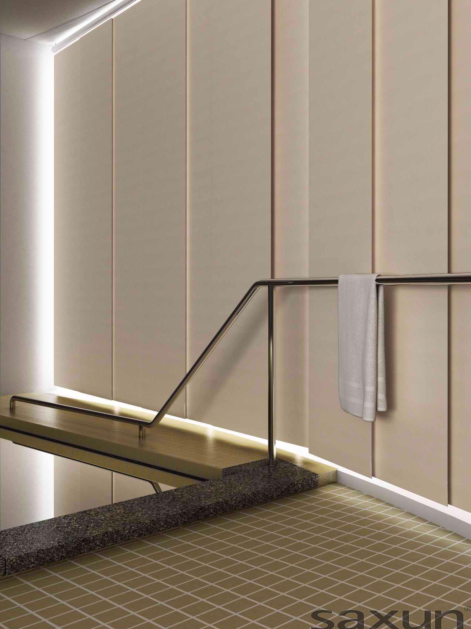 Paneles japoneses cat logo de cortinas y estores de decotex siglo xxi - Paneles japoneses en madrid ...