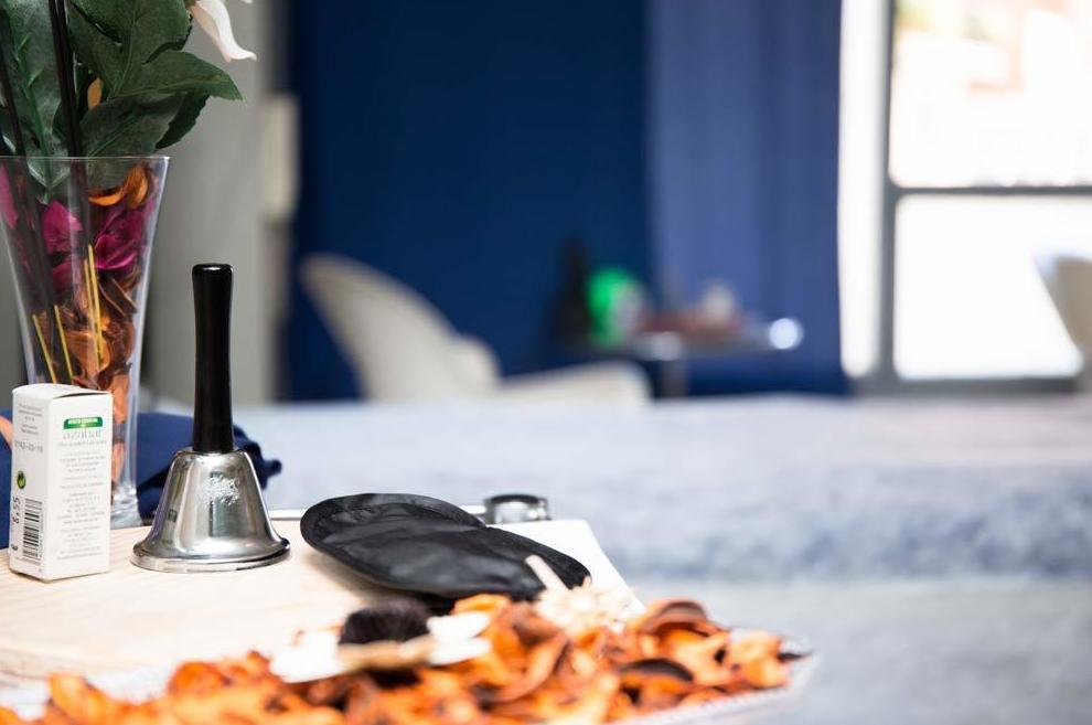 Servicio de masaje a domicilio