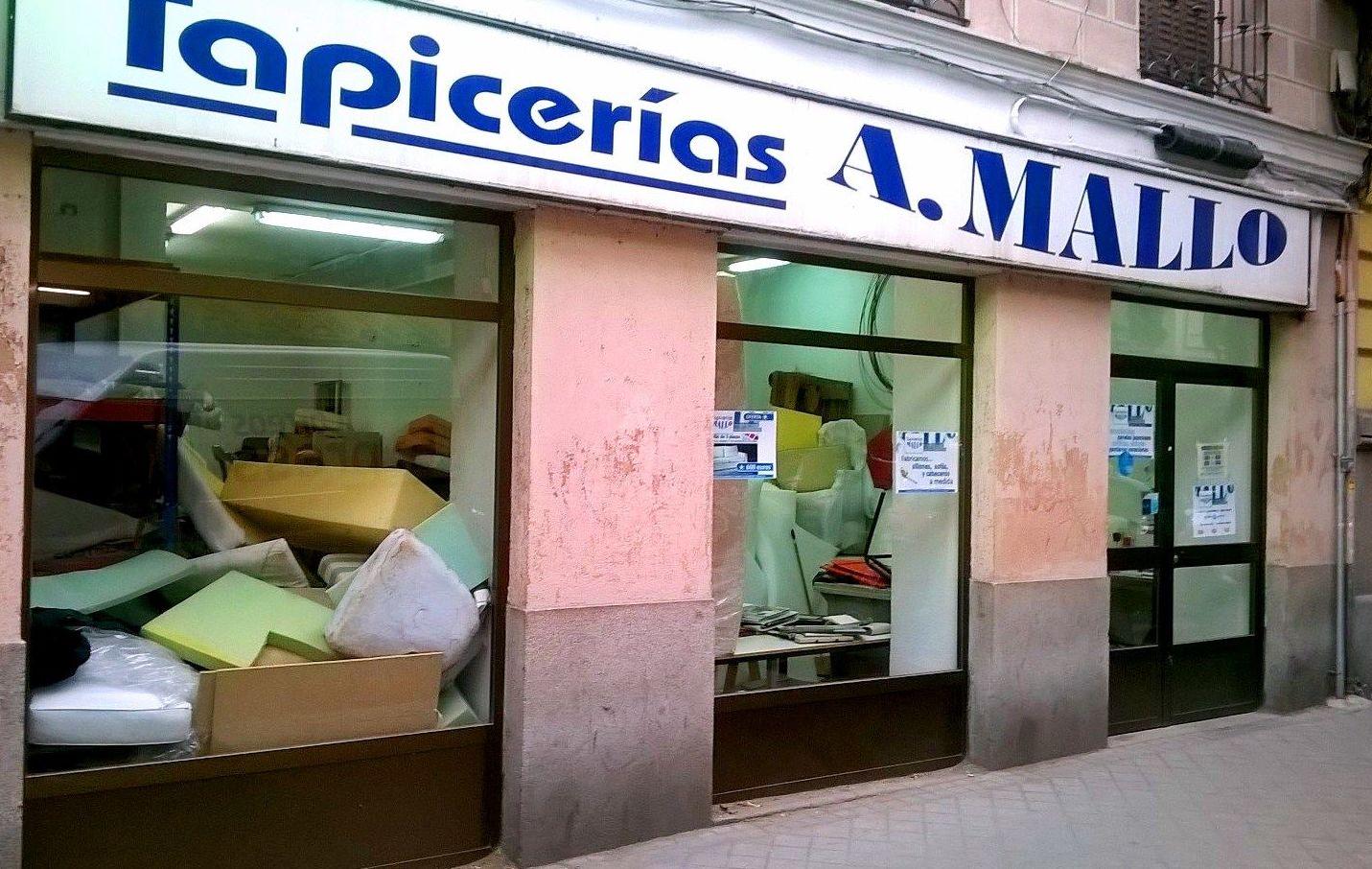 Sof s a medida en chamber madrid tapizados a buen - Tapiceria en madrid ...
