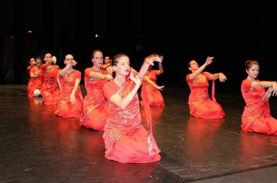 Festival de danza 2017- Grupo adultos