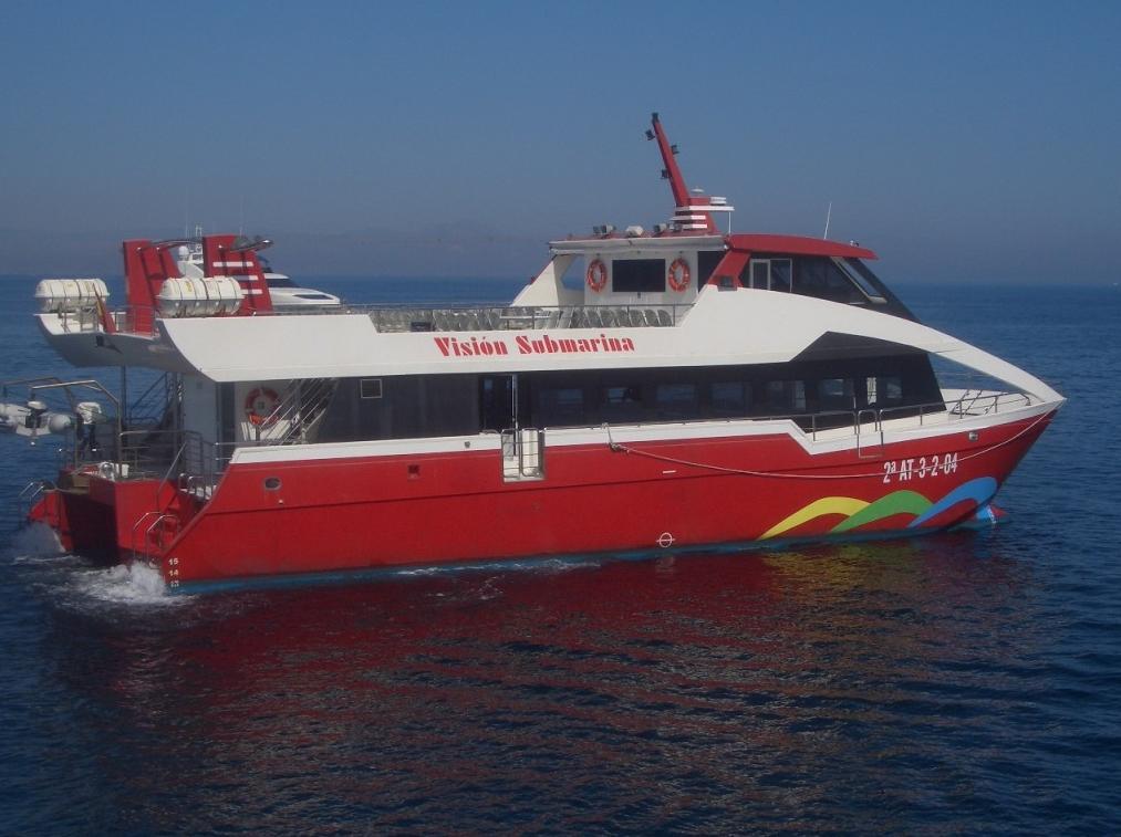 Foto 2 de Excursiones marítimas en Alicante | Cruceros Kontiki