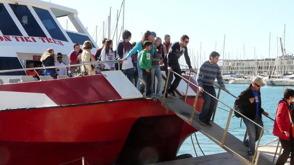 Foto 4 de Excursiones marítimas en Alicante | Cruceros Kontiki